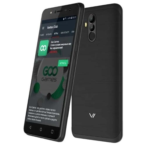 Смартфон VERTEX Impress New