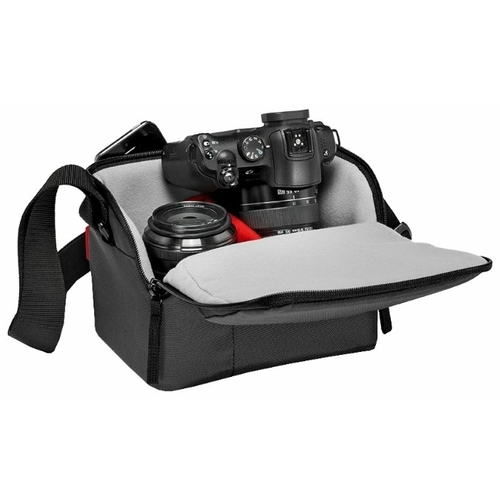 Сумка для фотокамеры Manfrotto Shoulder Bag for CSC with additional lens