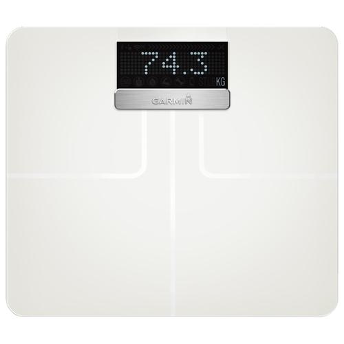 Весы Garmin Index white