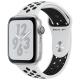 Часы Apple Watch Series 4 GPS 40mm Aluminum Case with Nike Sport Band