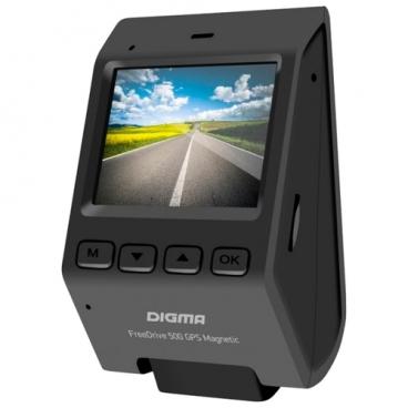 Видеорегистратор Digma FreeDrive 500 GPS Magnetic