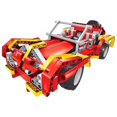 Электромеханический конструктор Mioshi Tech Мастер MTE1201-058 Бигкар
