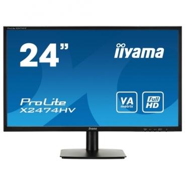 Монитор Iiyama ProLite X2474HV-1