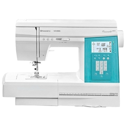 Швейная машина Husqvarna Emerald 203