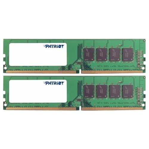 Оперативная память 8 ГБ 2 шт. Patriot Memory PSD416G2666K