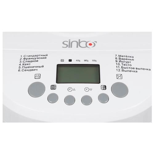Хлебопечка Sinbo SBM-4717
