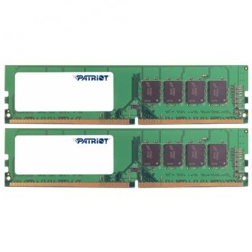 Оперативная память 8 ГБ 2 шт. Patriot Memory PSD416G2400K CL 16