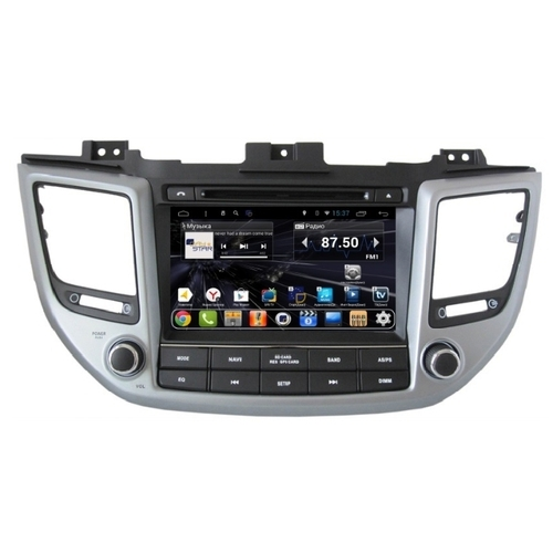 "Автомагнитола Daystar DS-8101HD Hyundai Tucson 2016+ 8"" ANDROID 8"