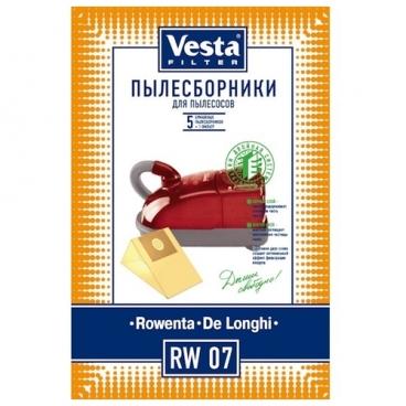 Vesta filter Бумажные пылесборники RW 07