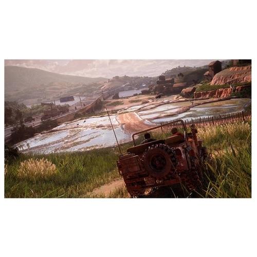 Uncharted 4: Путь вора (Хиты PlayStation)