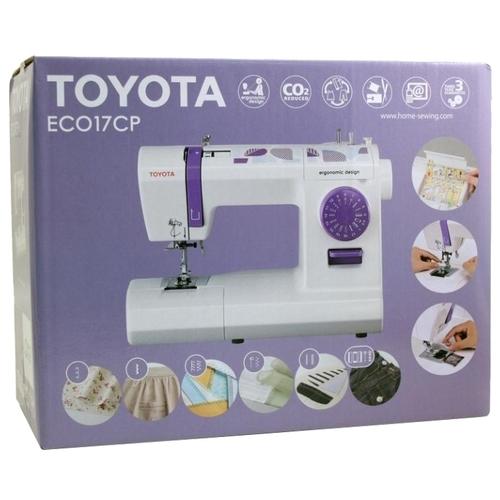 Швейная машина TOYOTA ECO17CP