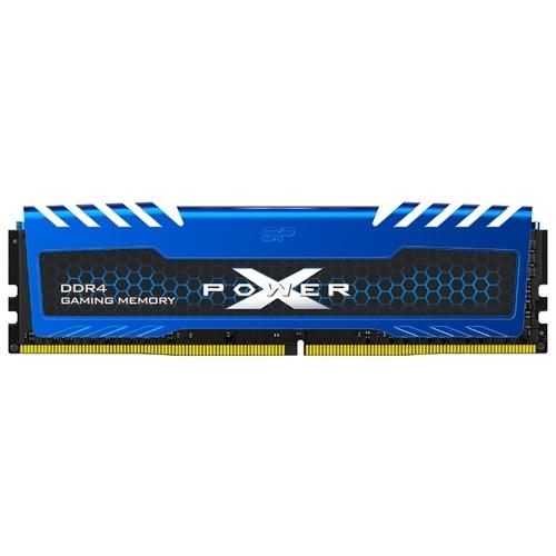 Оперативная память 8 ГБ 1 шт. Silicon Power SP008GXLZU320BSA