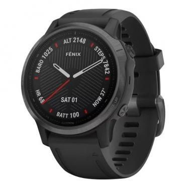 Часы Garmin Fenix 6S Sapphire DLC