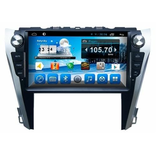 Автомагнитола CARMEDIA KR-9005-T8