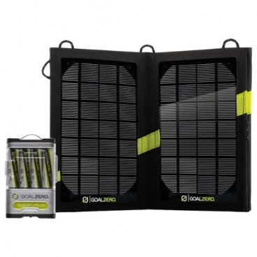 Аккумулятор Goal Zero Guide 10 Plus Solar Kit
