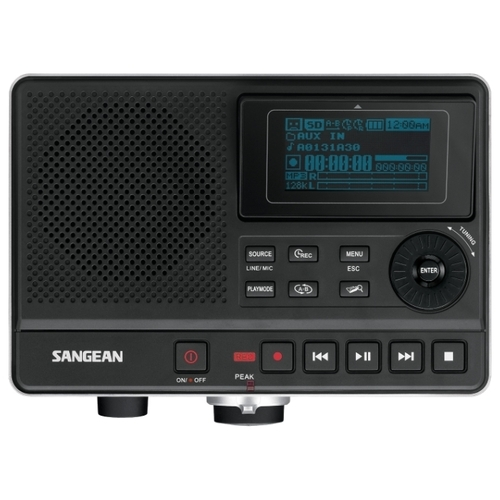 Портативный рекордер Sangean DAR-101