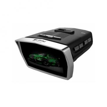 Видеорегистратор с радар-детектором Subini STR-855RU