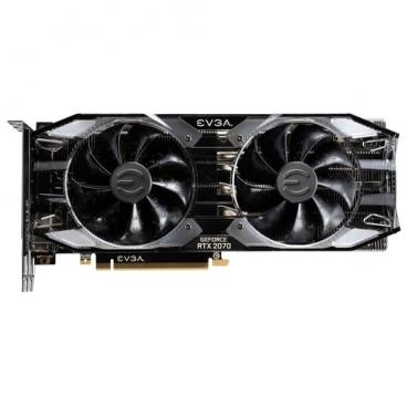 Видеокарта EVGA GeForce RTX 2070 1725MHz PCI-E 3.0 8192MB 14000MHz 256 bit HDMI HDCP XC ULTRA GAMING