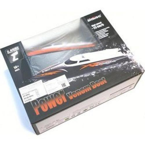 Лодка UDI RC