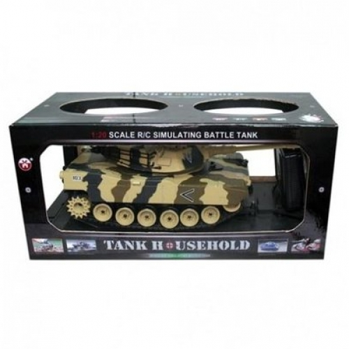 Танк Household M1A2 Abrams 1:20