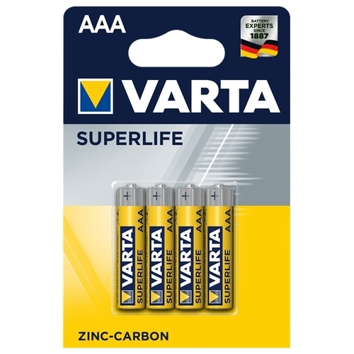 Батарейка VARTA SUPERLIFE AAA
