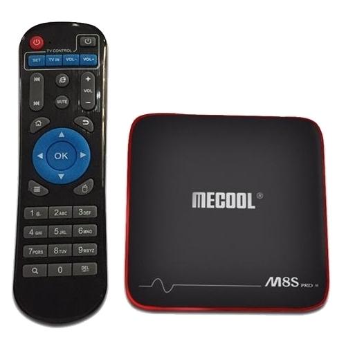 Медиаплеер MECOOL M8S PRO W 2Gb+16Gb
