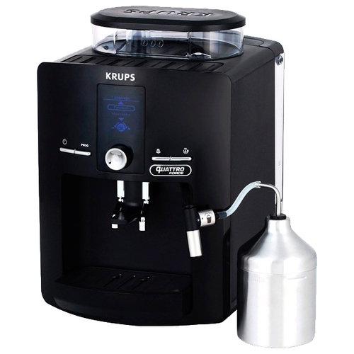 Кофемашина Krups EA82F010 Quattro Force