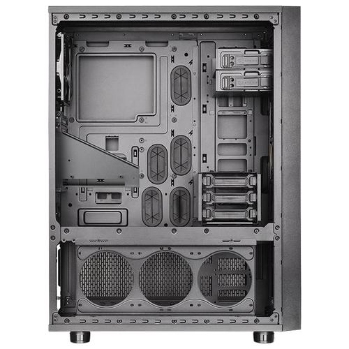 Компьютерный корпус Thermaltake Core X71 TG CA-1F8-00M1WN-02 Black