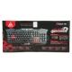 Клавиатура Xtrikeme KB-301 Black USB