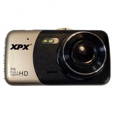 Видеорегистратор XPX P8, 2 камеры