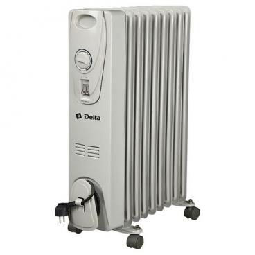 Масляный радиатор DELTA D-25-9