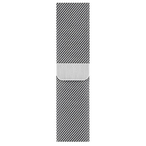 Часы Apple Watch Series 5 GPS + Cellular 44mm Stainless Steel Case with Milanese Loop