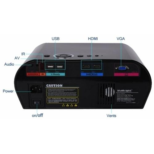 Проектор Vivibright GP90
