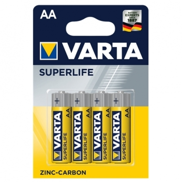 Батарейка VARTA SUPERLIFE AA