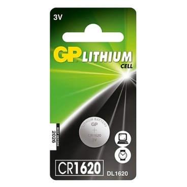 Батарейка GP Lithium Cell CR1620