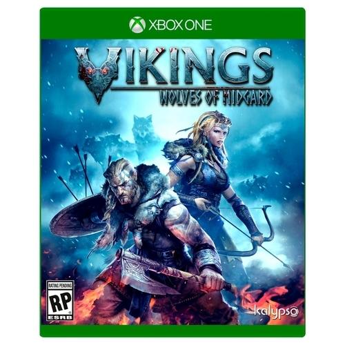 Vikings: Wolves of Mixard