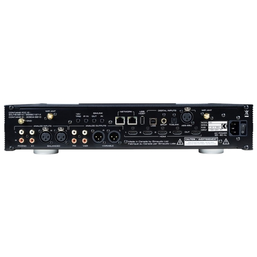 Сетевой аудиоплеер Sim Audio Moon 390