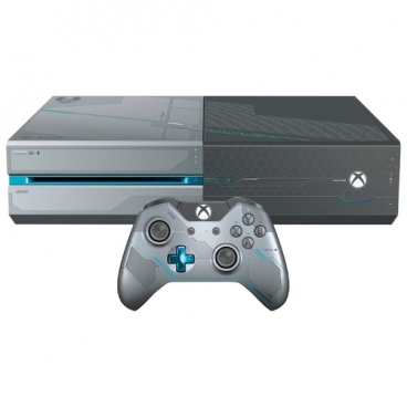 Игровая приставка Microsoft Xbox One 1 ТБ Halo 5 Limited Edition