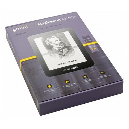 Электронная книга Gmini MagicBook A6LHD+