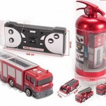 Машинка Junfa toys 9802A пожарная 1:43