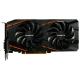 Видеокарта GIGABYTE Radeon RX 570 1244MHz PCI-E 3.0 8192MB 7000MHz 256 bit DVI HDMI HDCP