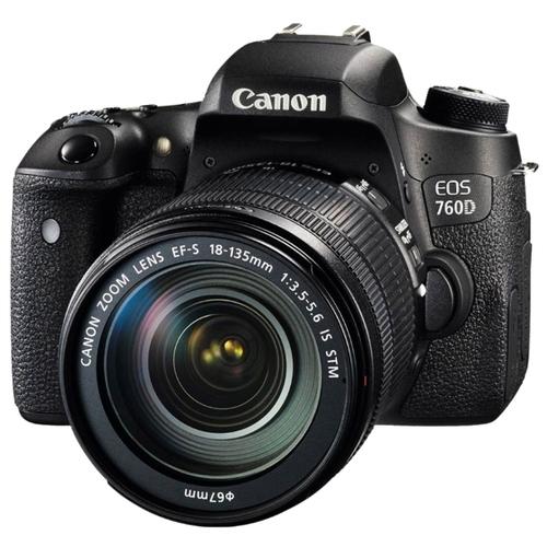 Фотоаппарат Canon EOS 760D Kit