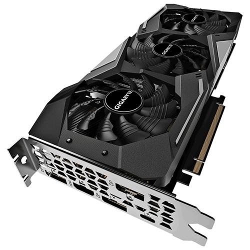 Видеокарта GIGABYTE GeForce RTX 2060 SUPER 1815MHz PCI-E 3.0 8192MB 14000MHz 256 bit 3xDisplayPort HDMI HDCP GAMING OC