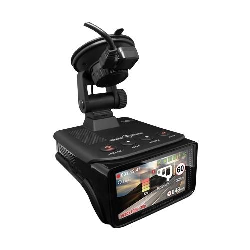 Видеорегистратор с радар-детектором Street Storm STR-9960SE, GPS, ГЛОНАСС