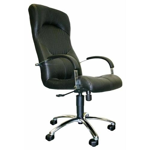 Компьютерное кресло UTFC ГЕРМЕС В хром