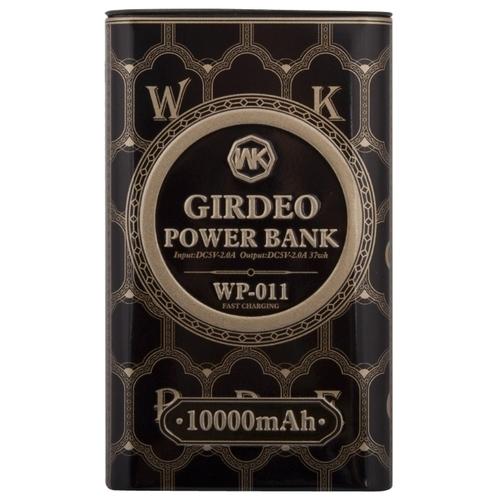 Аккумулятор WK WP-011 Girdeo 10000mAh