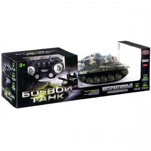 Машинка Play Smart Боевой танк на