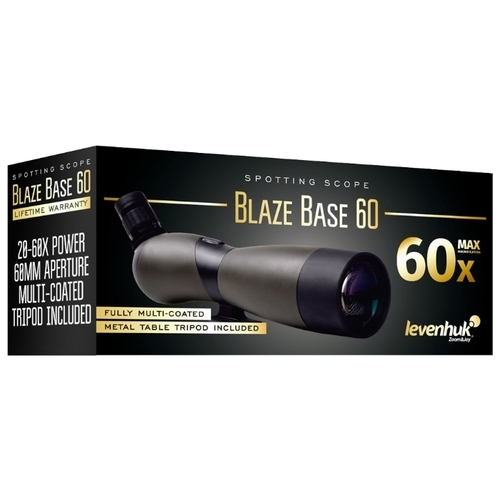Зрительная труба LEVENHUK Blaze BASE 60