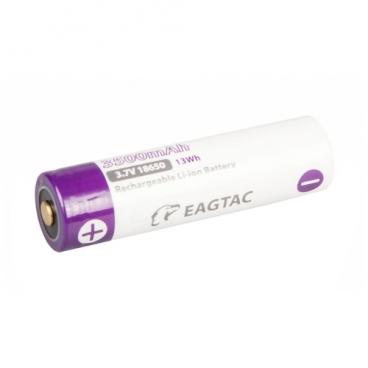 Аккумулятор Li-Ion 3500 мА·ч EagleTac 18650 PCB 13Wh