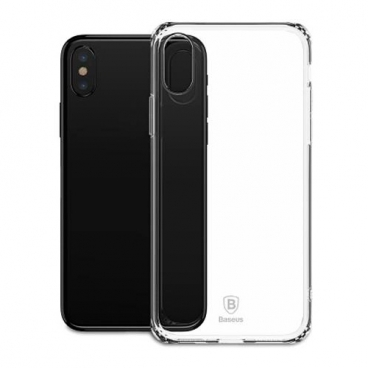 Чехол Baseus Simple Series Case Anti-Fall для Apple iPhone X